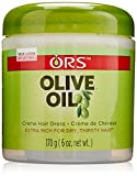 Beauty : Organic Root Stimulator Olive Oil Cream, 6 Ounce