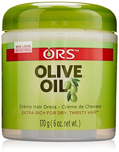 Products Olive (Organic Root Stimulator Olive Oil Cream, 6 Ounce)