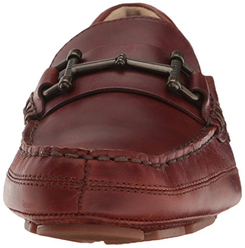 Sebago Mens Kedge Bit Slip-On Loafer Brown Oiled Waxy Leather udg5mnG