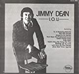 Jimmy Dean: I.O.U. LP VG++/NM Canada Casino 9342-8014 pinhole
