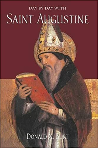 day by day with saint augustine donald x burt osa 9780814615195