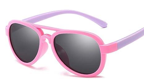 Hemio Gafas de sol para niños, gafas de sol polarizadas ...