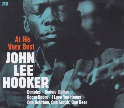 At his very best (2CD) By John Lee Hooker (2010-02-15)
