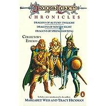 "Dragonlance Chronicles: ""Dragons of Autumn Twilight,"" ""Dragons of Winter Night,""""dragons of Spring (TSR Fantasy)"