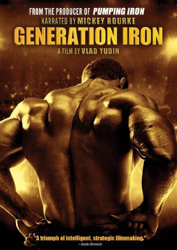 Generation Iron - Iron Rourke Mickey