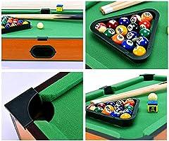 Sumferkyh-toy Mesa de Juegos multiplay La Mesa de Billar Mini Home ...