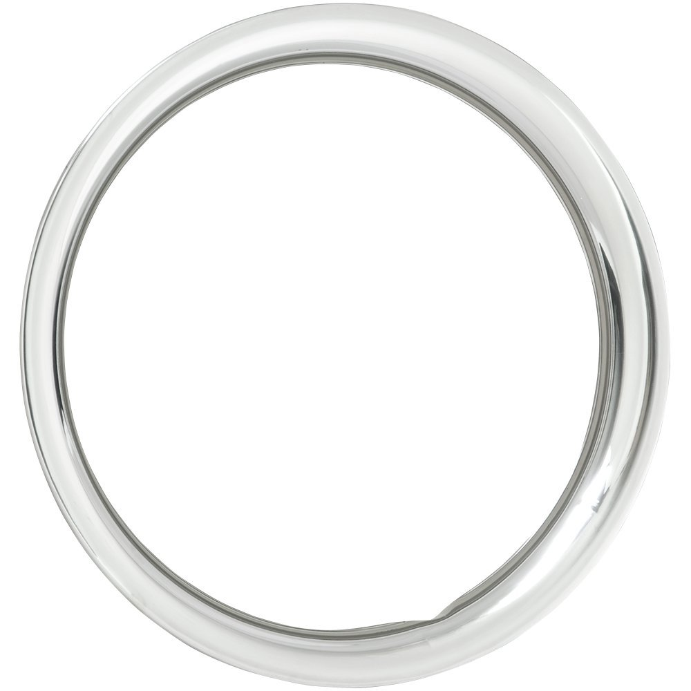 Coker Tire 3005-14 Trim Ring 14 Inch Hot Rod Smooth by Coker Tire (Image #2)