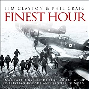 Finest Hour Audiobook