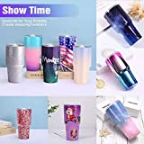 LFSUM Cup Turner for Crafts Tumbler Cup Spinner