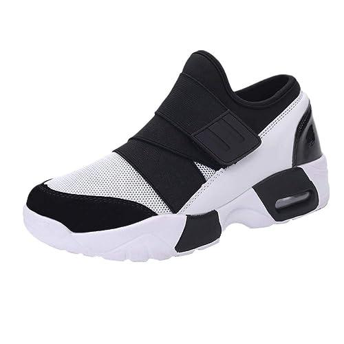 Zapatos Hombre Black Friday Casuales Invierno Casual Hombres para Adultos Tenis Zapatillas de Deporte Ligeras Zapatillas de Deporte Respirables: Amazon.es: ...