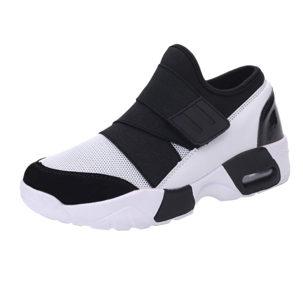 Men's Lightweight Breathable Sneakers Clearance,Sunyastor Casual Soft Fit Sport Gym Shoes Tennis Running Walking Shoes