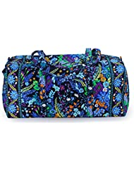 Vera Bradley XL Duffel (Midnight Blues)
