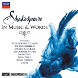Music : Shakespeare In Music & Words [2 CD]