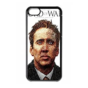 Unique Design Cases Ipod Touch 6 Cell Phone Case Black lord of war movie Jiirj Printed Cover Protector