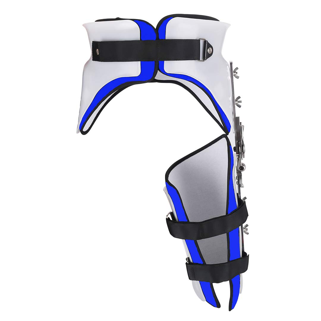RunXinHong Hip Abduction Orthosis, Adjustable Waist Hip Joint Fixation Braces (Right Side)