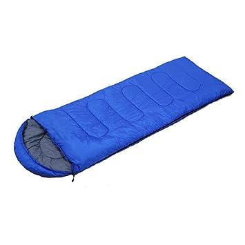 YSCYLY Saco De Dormir para Acampar Al Aire Libre Viaje Adulto Deporte Portátil Cómodo Algodón Suave, Tamaño: (180 + 30) * 75: Amazon.es: Deportes y aire ...
