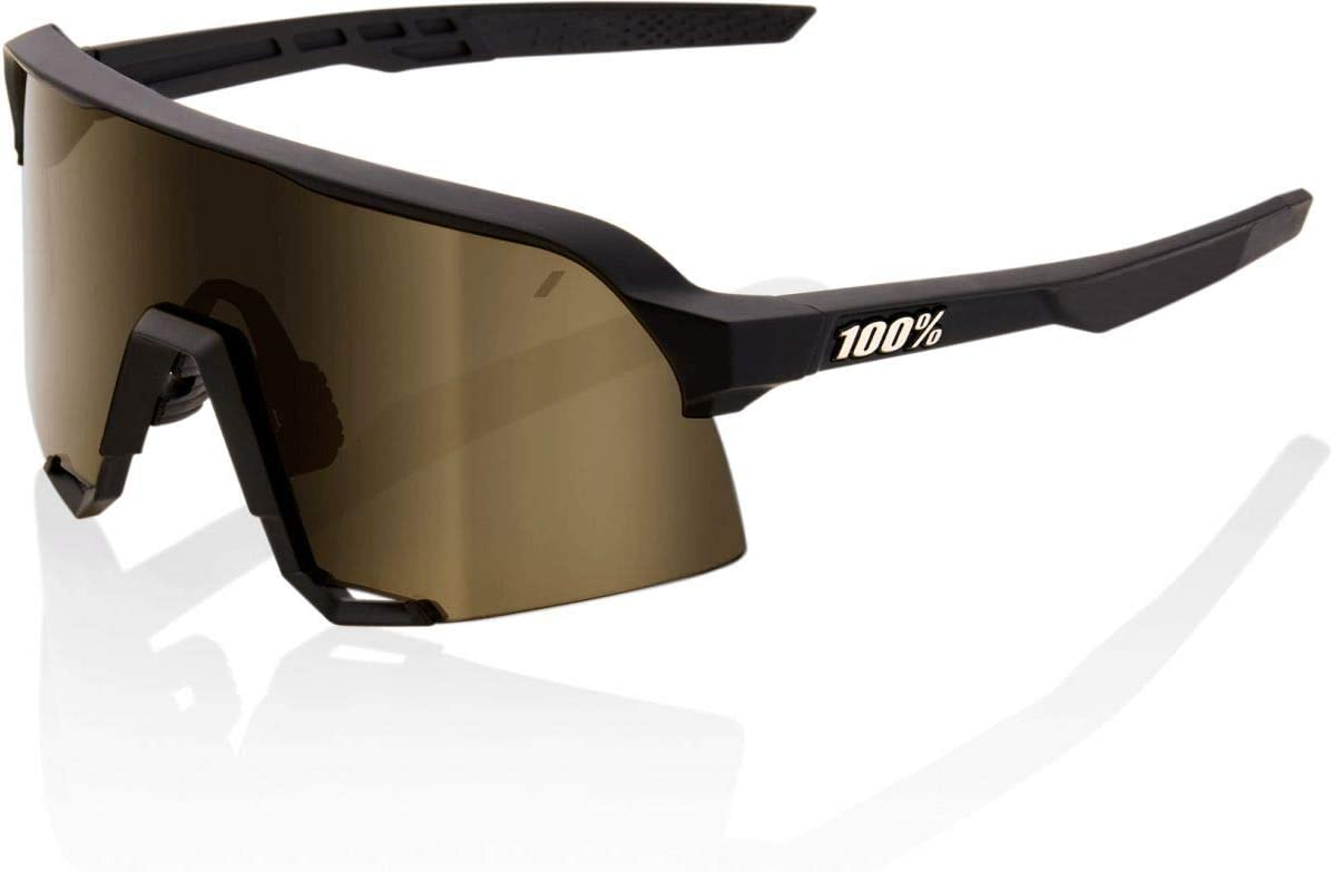 Soft TACT Black//Soft Gold Lens 100/% S3 Sunglasses