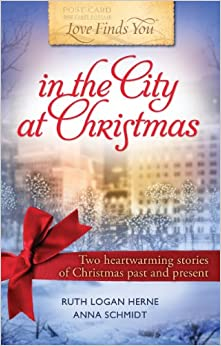 Love Finds You in the City at Christmas 2-In-1