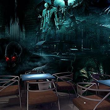 Zljtyn Customize Wallpaper 3d Stereoscopic Horror