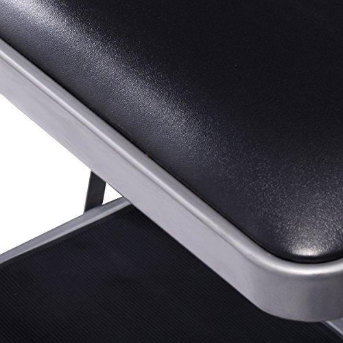 Ginatex Non-slip 3 Step Ladder Lightweight Folding Stool Platform Heavy Duty Industrial (3 Step) by Giantex (Image #6)