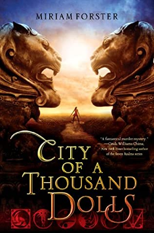 book cover of City of a Thousand Dolls