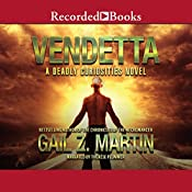 Vendetta: Deadly Curiosities, Book 2 | Gail Z. Martin