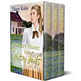 Journey Home to Waiting Hearts: Three full length historical romances