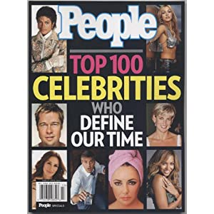 People Magazine Special: Top 100 Celebrities Who Define Our Time Various