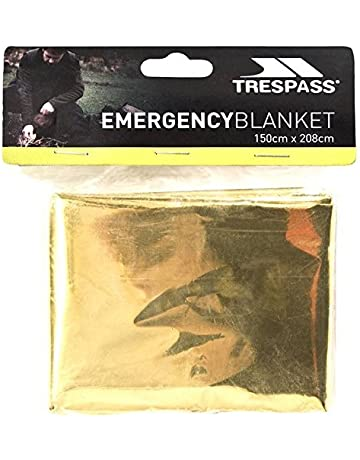 Trespass Foil X, Manta de Emergencia Unisex