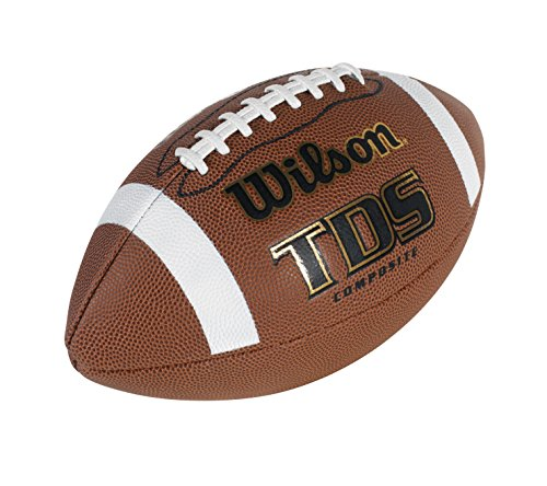 Wilson Tdy Composite Football - Wilson WTF1714B TDY Youth/Intermediate Football, Composite