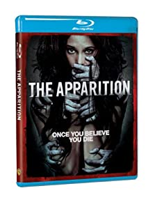 Cover Image for 'Apparition (Blu-ray+DVD+UltraViolet Digital Copy Combo Pack), The'