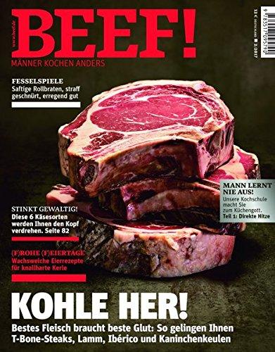 BEEF! - Für Männer mit Geschmack: Ausgabe 2/2017