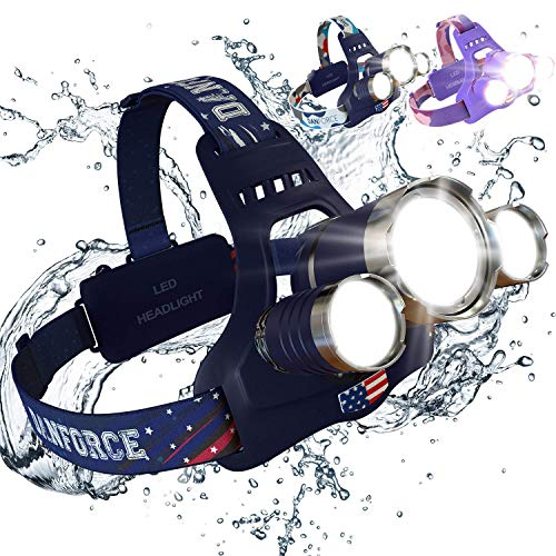 Best Tactical Headlamp Reviews With Buying Guide 6