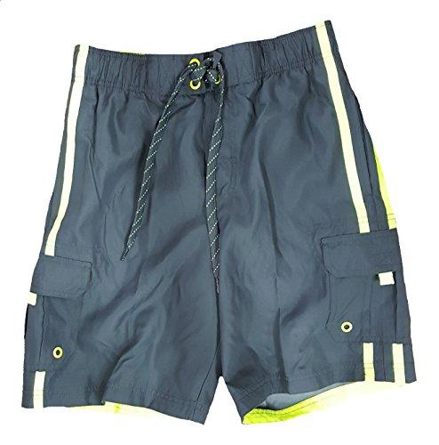 op-gray-solid-side-stripe-tugger-above-knee-205-outseam-swim-short-trunks-small