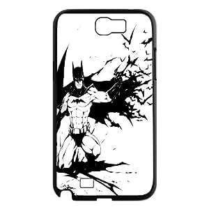 [bestdisigncase] For Samsung Galaxy Note 2 -Batman Super Hero PHONE CASE 13
