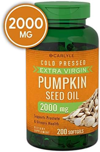 Mua pumpkin seed oil trên Amazon Mỹ chính hãng giá rẻ | Fado vn
