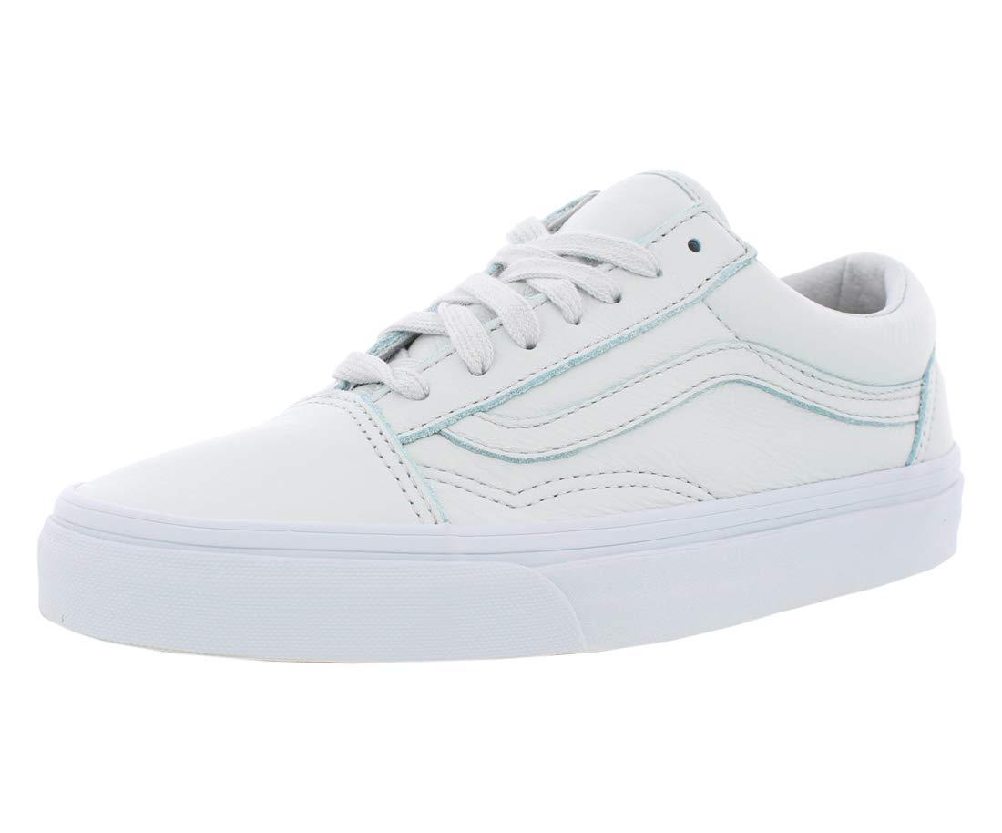 Vans Old Skool (Leather) Skate Shoe Shoes Size 4.5 Mens/ 6 Womens Green by Vans
