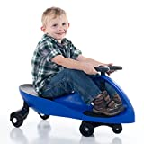 Lil Rider Ride on Toy, Ride on Wiggle Car by Ride on Toys for Boys and Girls, 2 Year Old And Up, Blue