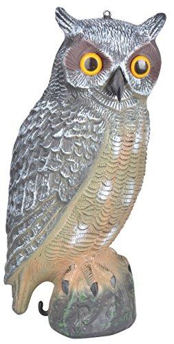 Esschert Design FY15 Owl Scare Decoy
