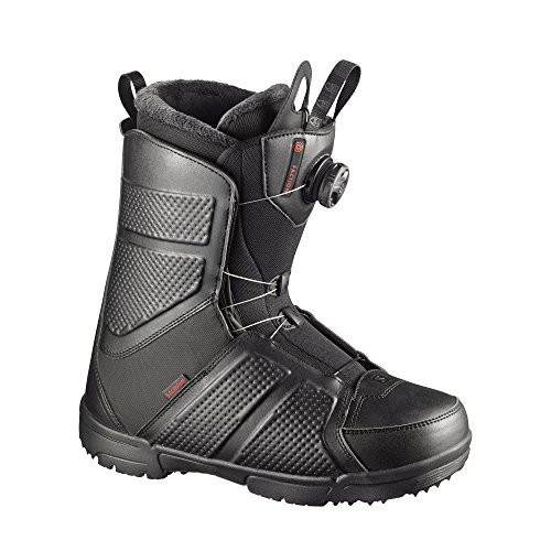 Salomon Faction BOA Snowboard Boots 2018 Black 10