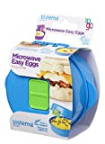 Sistema Easy Eggs to Go Microwave Egg Cooker