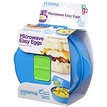 Amazon.com: Toysdone Easy Eggwich Cooking Tool Microwave