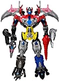 Mighty Morphin Power Rangers Movie Megazord Complete Set Action Figure