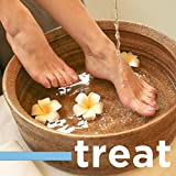 M3 Naturals Tea Tree Oil Foot Soak Infused with