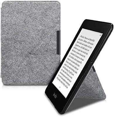 kwmobile Funda para e-Reader Amazon Kindle Paperwhite: Amazon.es ...