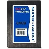 スーパータレント IDE/PATA 2.5インチSSD 64GB MLC FE8064MD2D