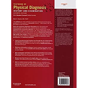 Textbook of Physical Diagnosis: History and Examination With STUDENT CONSULT Online Access, 7e (Textbook of Physical Diagnosis (Swartz))