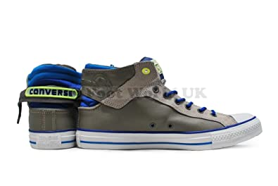 Converse Unisex - Chuck Taylor Padded Collar 2 Layer Mid - Drizzle Royal