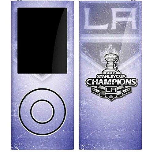 (NHL Los Angeles Kings iPod Nano (4th Gen) Skin - 2012 NHL Stanley Cup Champions LA Kings Vinyl Decal Skin For Your iPod Nano (4th Gen))