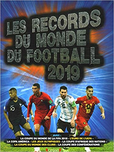 Amazon Fr Records Du Monde Du Football 2019 Keir